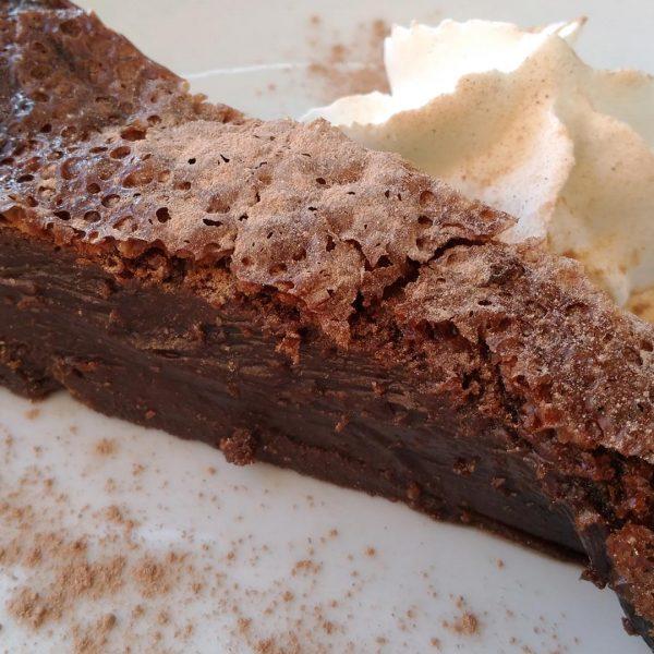 Sobremesa Bolo de chocolate