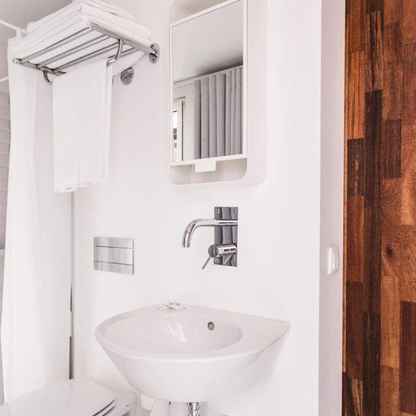 Casa de banho do Quarto duplo